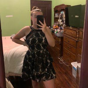 Windsor Layered Lace Dress